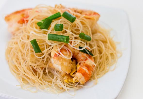 Asian Food Recipes Shrimp