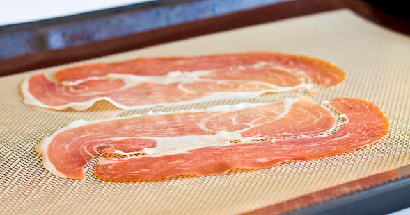 how to make bacon on a pan